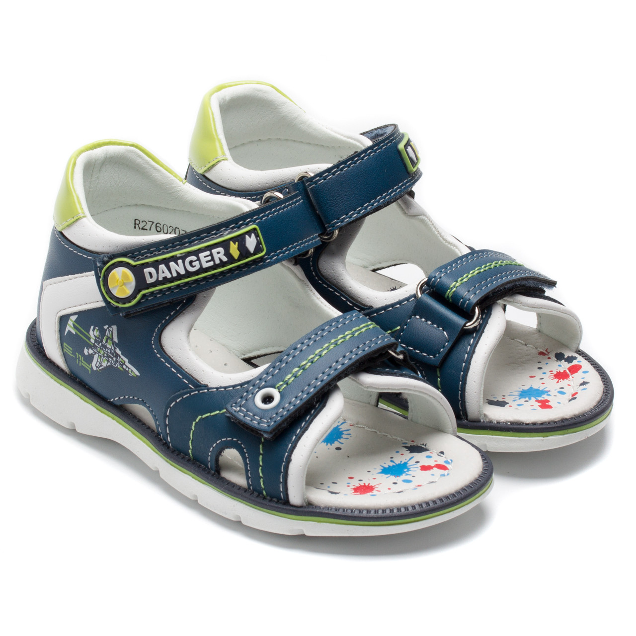 86400779c Ортопедические босоножки Сказка для мальчика, размер 20-25 - Детская обувь  ORTOPEDIC в Киеве