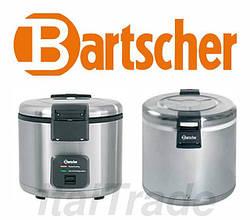 Рисоварки Bartscher (Германия)