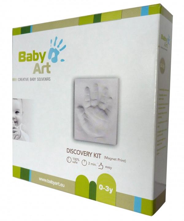 Baby Art Discovery оттиск(магнит) для ручки или ножки 1 шт.