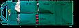 Подвесной органайзер для шкафчика в детский сад зеленый, фото 3