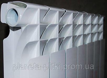 Биметаллические радиаторы пользуются большой популярностью