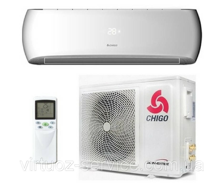 Кондиционер CHIGO CS-25V3A-YA188 серии ODYSSEY NEW 188 WiFi  INVERTER