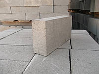 Полнотелый перегородочный блок