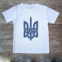 Модная мужская футболка с тризубом в Днепре. Сравнить цены eeaf5b9e42403
