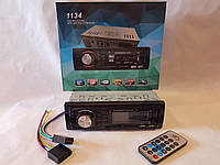 Автомагнитола 1134 Bluetooth, MP3, FM, USB(2), SD, AUX (аналог Pioneer)