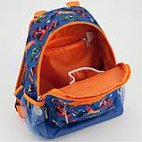 Рюкзак дошкольный Kite Hot Wheels HW18-534XXS, фото 5