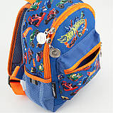 Рюкзак дошкольный Kite Hot Wheels HW18-534XXS, фото 7