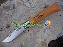 Нож Opinel (опинель) Carbon Steel №10 VRN (113100), фото 4
