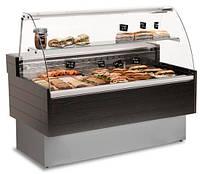 Кондитерская витрина DGD Kibuk100 (K100VVC) (БН) (холодильная)