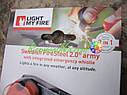 Огниво с кресалом FireSteel Army 2.0 Orange 11103610, фото 4