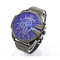 Мужские часы Diesel 10 bar (модель DZ4318) c металлическим ремешком  (Тех.Пакет f83b623484003