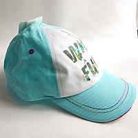 Детская летняя кепка панамка бейсболка для девочки бренд C&A
