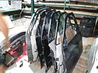 Передняя левая дверь БМВ Х5 Е70 BMW X5 E70