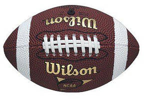 Мини-мячик для американского футбола Wilson W Micro Football SS14