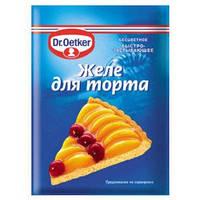 Желе для торта Dr.Oetker (прозрачное)