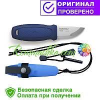 Нож morakniv (мора) Eldris Colour Mix 2.0 Blue (12631)