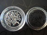 Камешки для ногтей SS4 AB (хамелеоны) 100шт