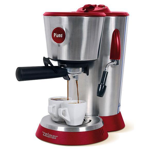 Кофеварка ESPRESSO Zelmer 13Z014 Red