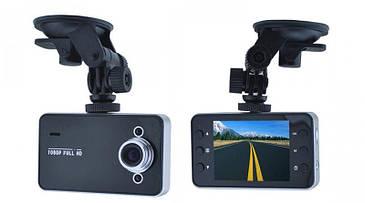 Автомобильный видеорегистратор DVR K6000, регистратор качество