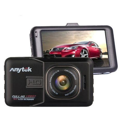 Автомобильный видеорегистратор Anytek A-98, регистратор в авто Анутек А-98,