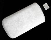 Чехол-карман для Htc Desire 300 белый