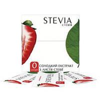 Стевия в стиках Stevia 25 пакетиков