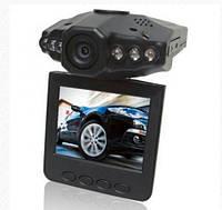 Автомобильный видеорегистратор HD DVR H198, регистратор в авто