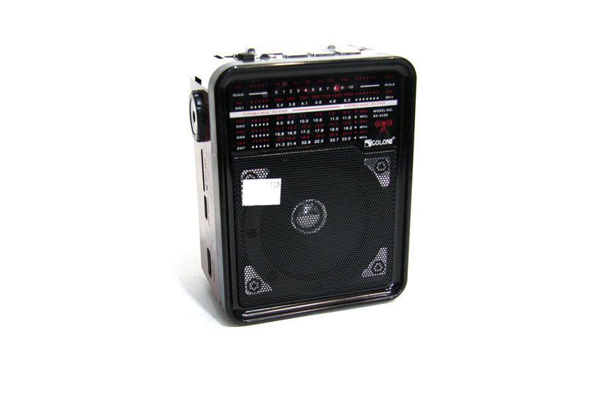 Радиоприемник Golon RX-9100 USB/SD MP3 плеер с фонарем