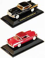 Модель машины studebaker golden hawk 1958