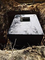 Бетонный погреб 1
