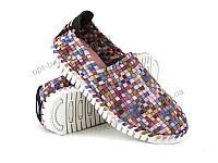 Мокасины женские Allshoes 135298 (36-41) - купить оптом на 7км в одессе
