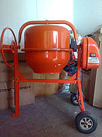 Бетономешалка оранжевая LITEK 140 л