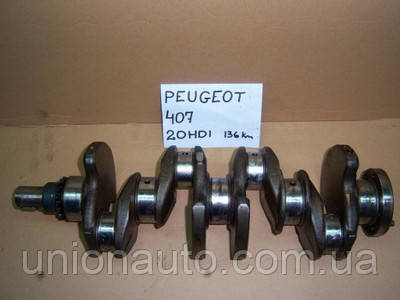 Колінвал PEUGEOT 307 407 807 2.0 HDi 136 Л. с.