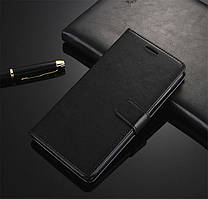 Кожаный чехол для Huawei Y6 Pro