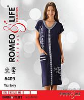 """Платье летнее ткань """"viskon"""" """"Romeo&Life"""" XL,2XL,3XL Турция"""