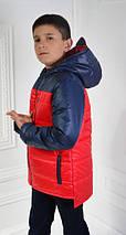 Курточка дитячий демісезонний Драйв для хлопчика(104-110-116см.), фото 3