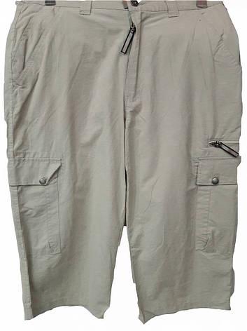 Летние мужские капри Akademiks светлые c дополнительным карманом, фото 2