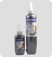 Фланцевый герметик LOXEAL 28-10, анаэробный, t до +150°C, 75 мл