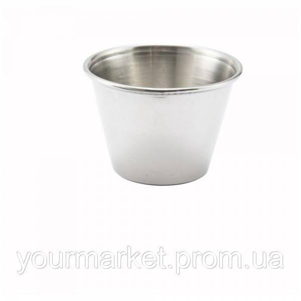 Чаша для соуса 75 мл нерж.сталь 10152 ПМ