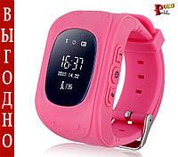 Детские умные часы Smart watch Q50 (Розовый)