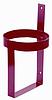 Крепление (кронштейн)для огнетушителя ОП-2 (ВП-2)
