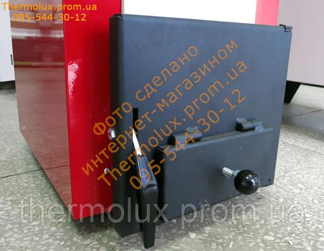 Нижняя дверца стального котла Маяк АОТ-12