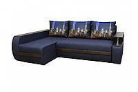 "Угловой диван ""Граф"" ткань Нью-Йорк, фото 1"