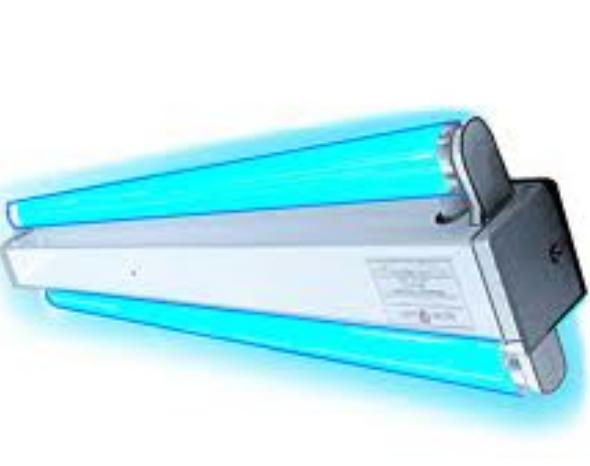 Облучатель бактерицидный ОБН-15м (кварцевая лампа)