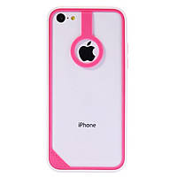 Bamper Baseus New Age iPhone 5C red/white