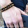 Универсальный браслет из тигрового глаза, фото 3