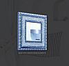 Выключатели FEDE коллекция CRYSTAL DE LUXE ART