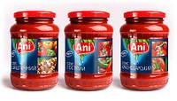 Соус томатный Ani в ассортименте 480 гр.