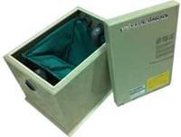 Жироуловитель под мойку  с фильтр-пакетами 60 л, 0,5 м3/ч