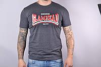 Мужская котоновая футболка SM83 (р-р 46-52) оптом со склада в Одессе